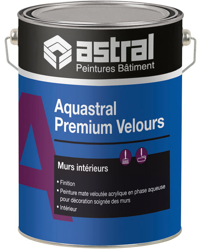 Aquastral Premium Velours Astral Batiment