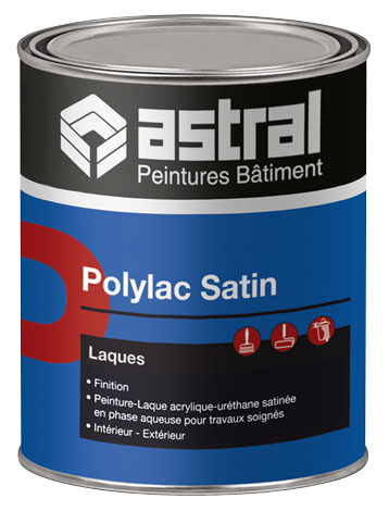 Polylac Satin Astral Batiment