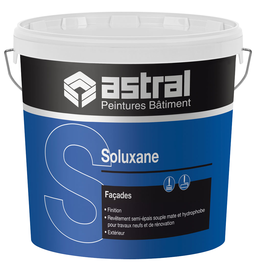 Soluxane astral batiment - Catalogue couleur peinture astral ...