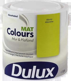 Dulux Colours Mur Plafond Mat Dulux Belgique