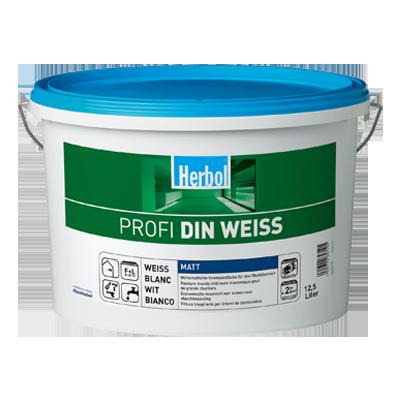 Profi Din Weiss Herbol Deutschland
