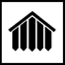 Für Fassade und Verbretterung