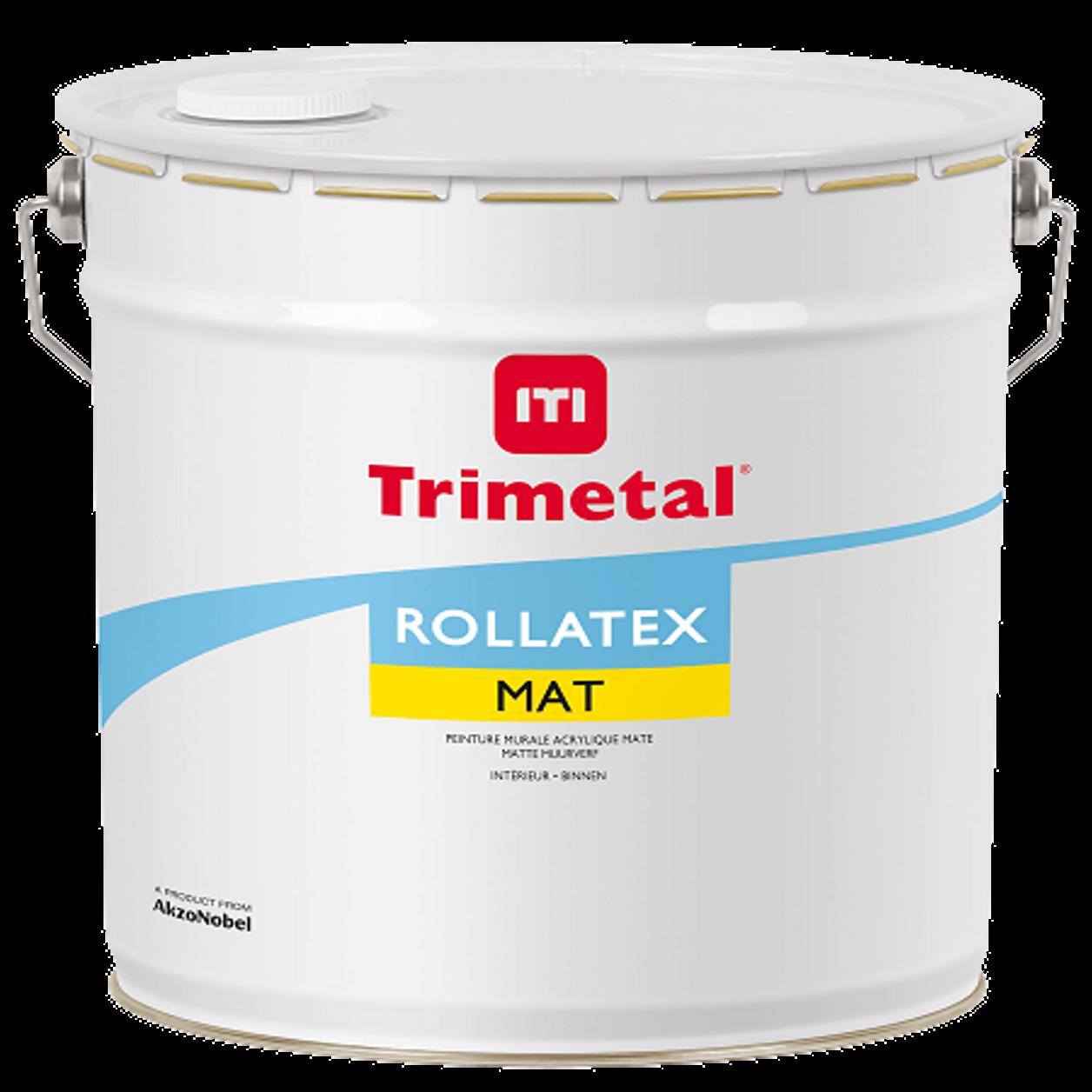 Rollatex mat trimetal - Prix peinture zolpan blanc ...